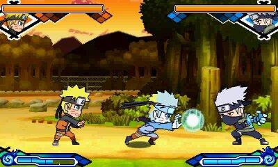games similar to Naruto Powerful Shippuden