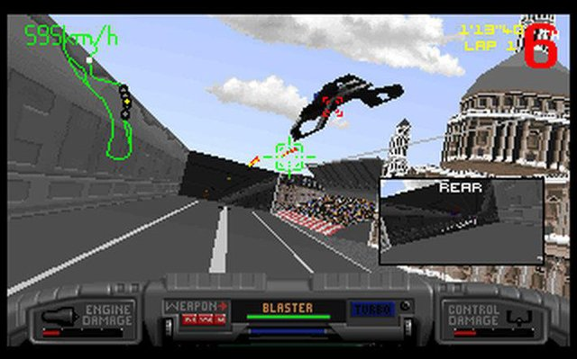 games similar to Slipstream 5000