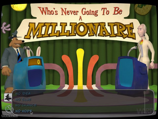 games similar to Sam & Max: 102   Situation: Comedy