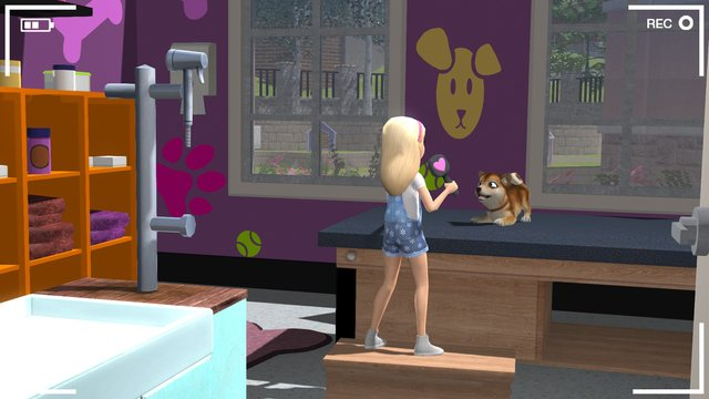 games similar to Barbie and Her Sisters Puppy Rescue