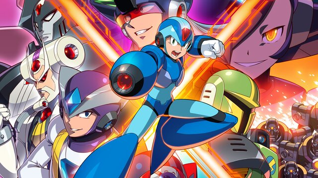 games similar to Mega Man X Legacy Collection 2