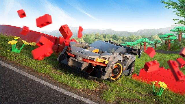games similar to Forza Horizon 4 LEGO Speed Champions