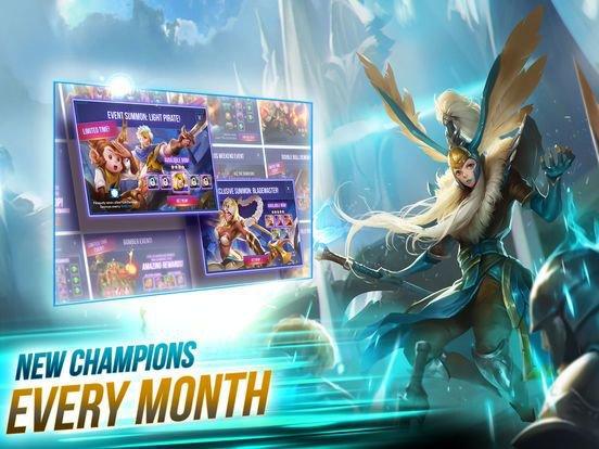 games similar to Dungeon Hunter Champions