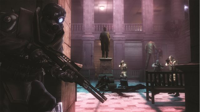games similar to Resident Evil: Operation Raccoon City