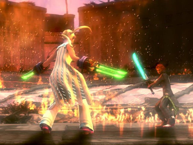 games similar to Phantasy Star Universe: Ambition of the Illuminus