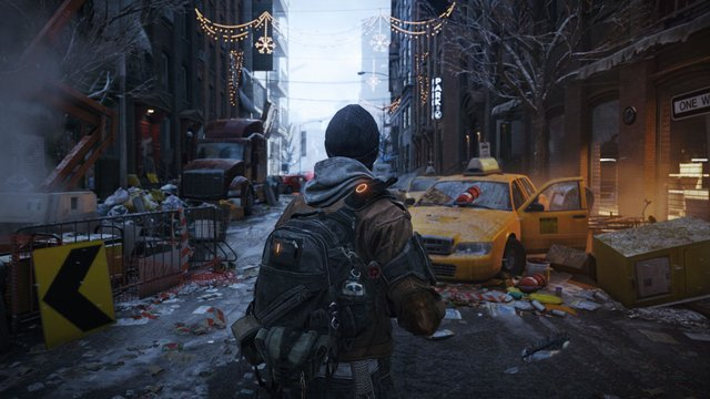 games similar to Tom Clancy's The Division
