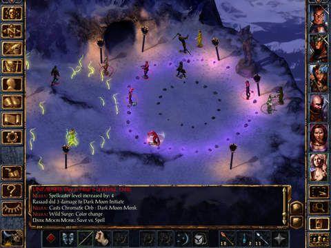 games similar to Baldur's Gate: Enhanced Edition