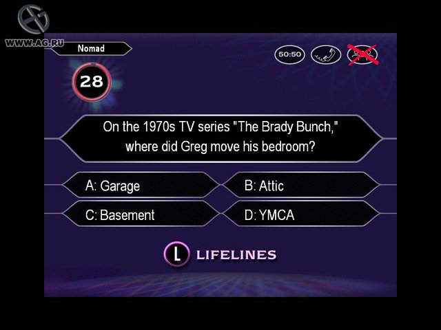 games similar to Who Wants to Be a Millionaire? Third Edition