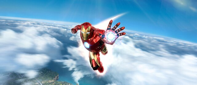 games similar to Marvel's Iron Man VR