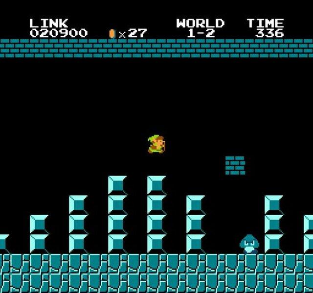 games similar to Super Mario Bros Crossover