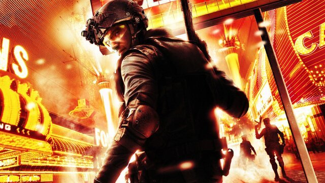 games similar to Tom Clancy's Rainbow Six Vegas