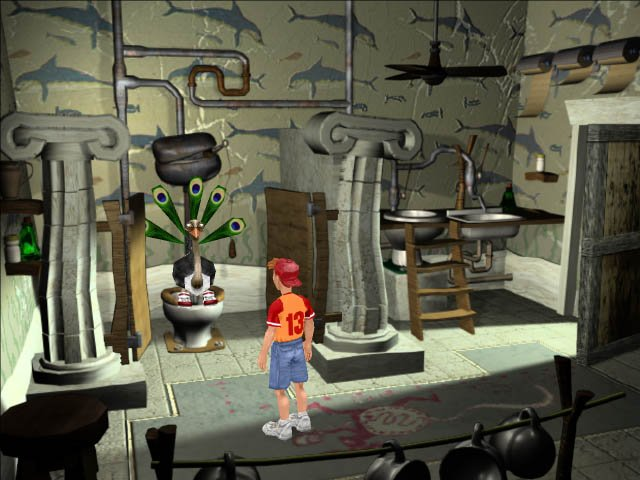 games similar to Bonzo: Escape from Olympus