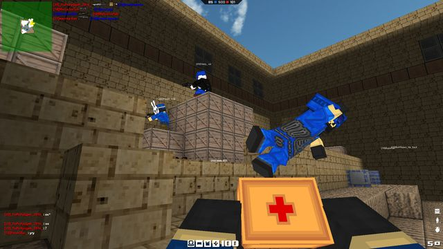 games similar to BLOCKADE 3D