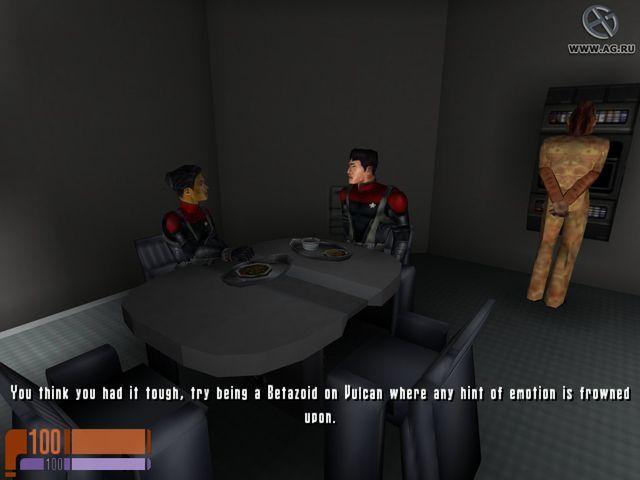 games similar to Star Trek: Voyager   Elite Force