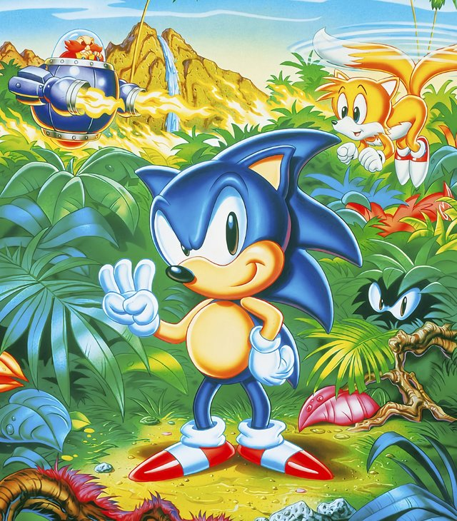 games similar to Sonic the Hedgehog 3 (1994)