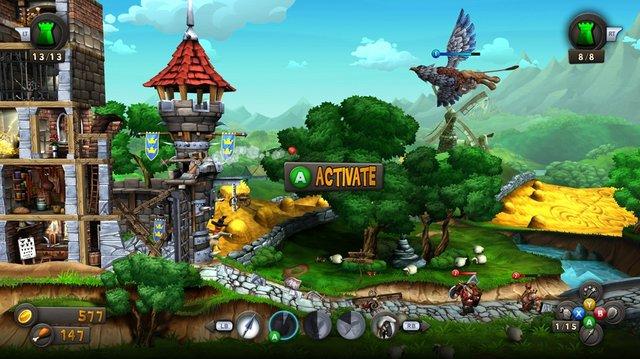 games similar to CastleStorm