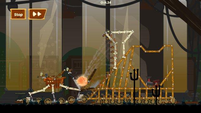 games similar to Rigonauts
