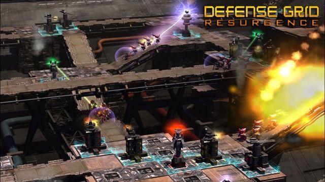 games similar to Defense Grid