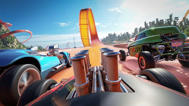 games similar to Forza Horizon 3 Hot Wheels