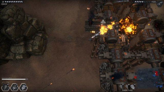 games similar to Sky Of Destruction