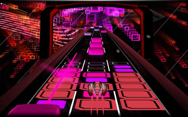 games similar to AudioSurf
