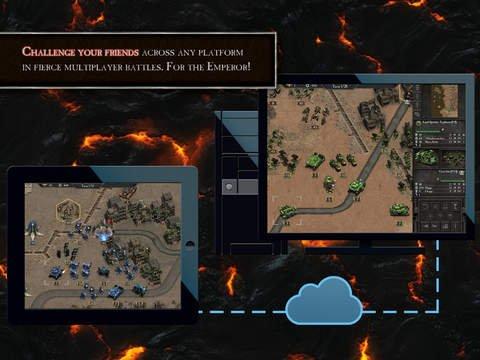 games similar to Warhammer 40,000: Armageddon