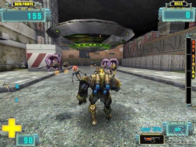 games similar to X COM: Enforcer
