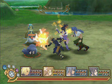 games similar to Tales of Symphonia: Dawn of the New World