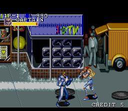 games similar to Captain Commando
