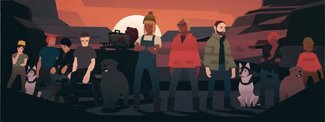 games similar to Overland