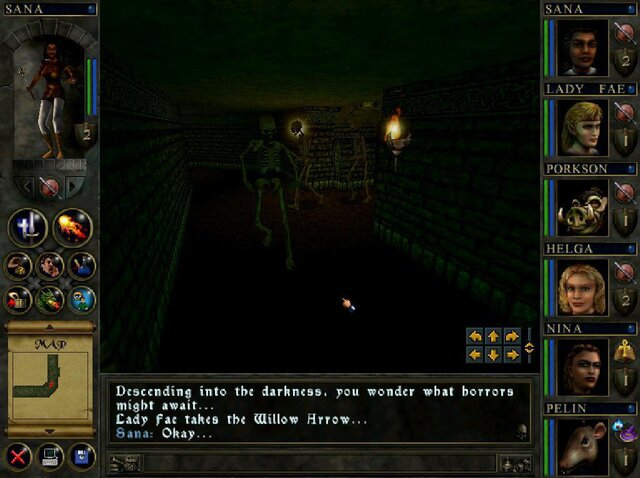 games similar to Wizards & Warriors: Quest for the Mavin Sword