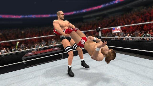 games similar to WWE 2K15