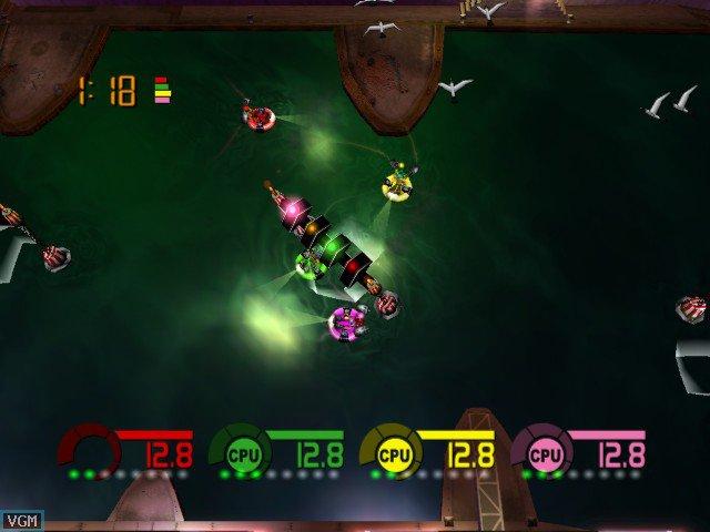games similar to Fuzion Frenzy