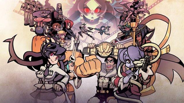games similar to Skullgirls
