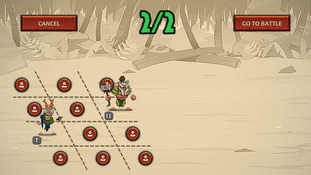 games similar to Stone Age Wars