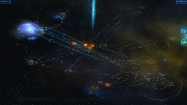 games similar to SPACE BATTLE: Humanity