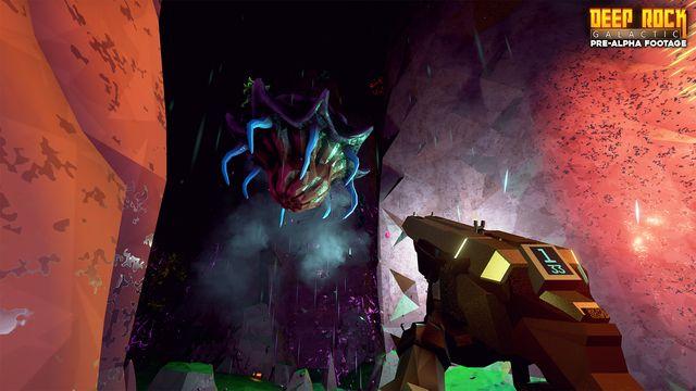 games similar to Deep Rock Galactic