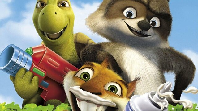games similar to Over the Hedge