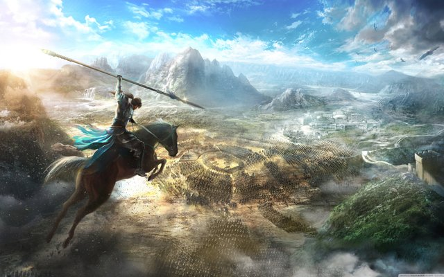 games similar to DYNASTY WARRIORS 9