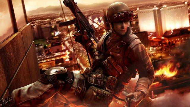 games similar to Tom Clancy's Rainbow Six Vegas 2