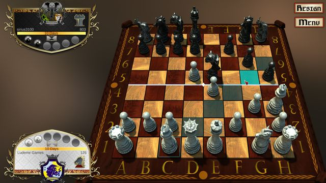 games similar to Chess 2: The Sequel