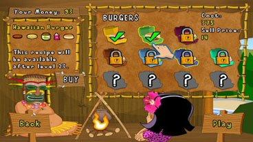 games similar to Burger Island