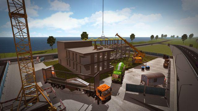 games similar to Construction Simulator 2015