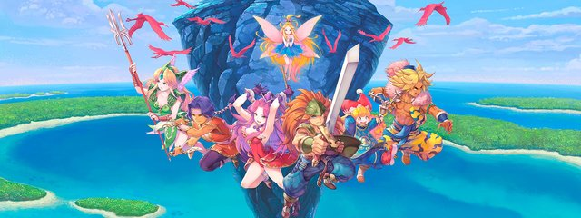 games similar to Trials of Mana (2020)