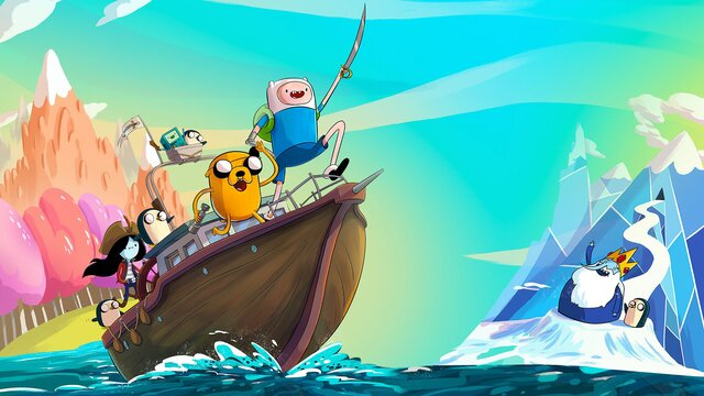 games similar to Adventure Time: Pirates of the Enchiridion