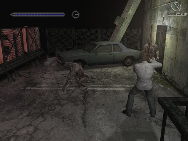 games similar to Silent Hill 4: The Room