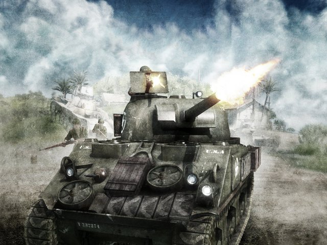 games similar to Battlefield 1943