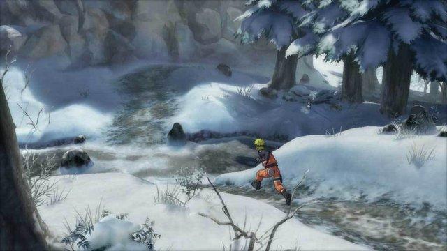 games similar to Naruto Shippuden Ultimate Ninja Storm Legacy