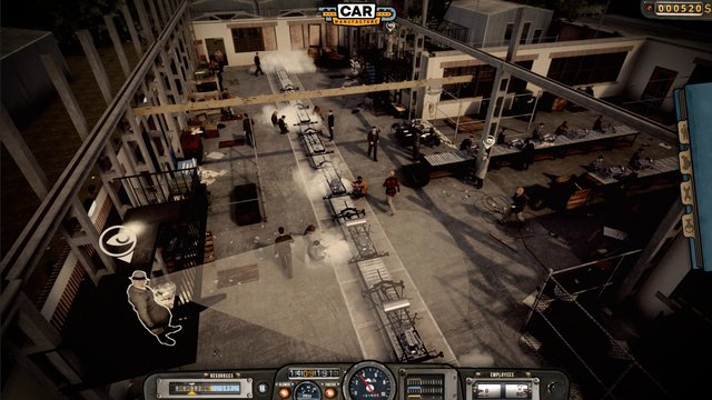 games similar to Car Manufacture