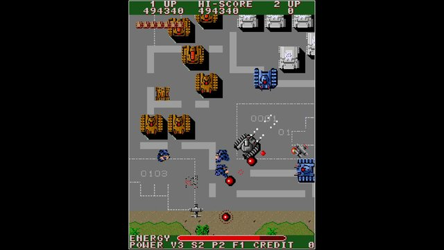 games similar to Arcade Archives T.N.K III